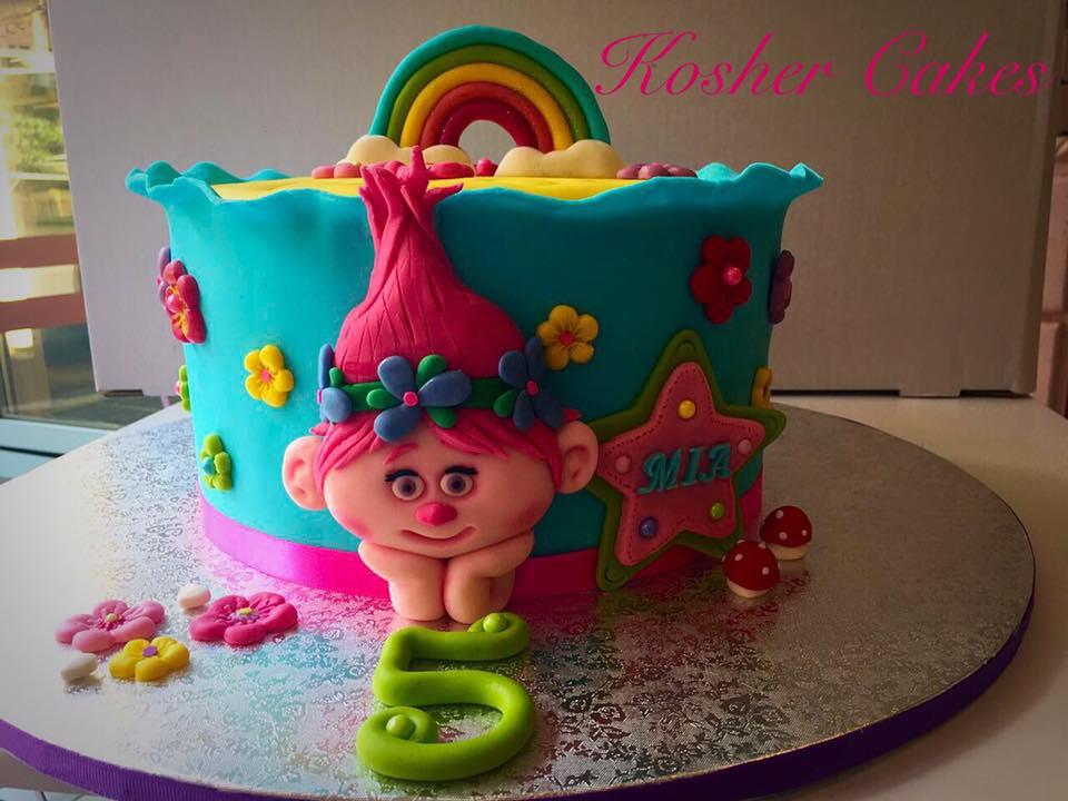 KOSHER CAKES DESIGN TORTE PER BAMBINI